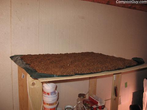 Bokashi Drying Tray